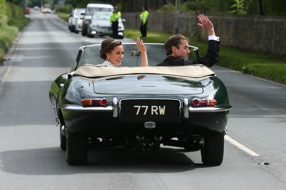 La boda del año: Pippa Middleton y James Matthews