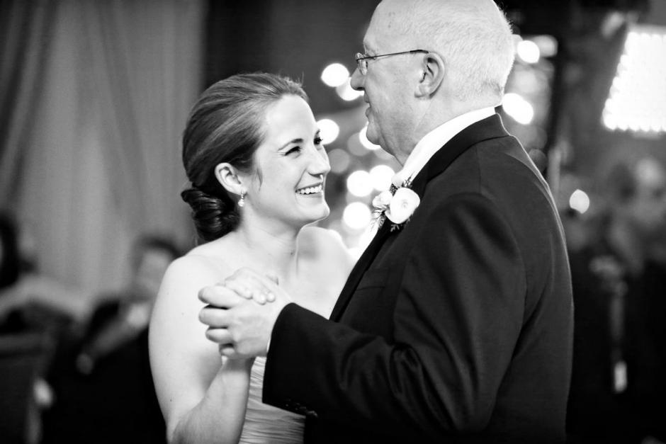 5 canciones para bailar con tu papá el día de tu boda