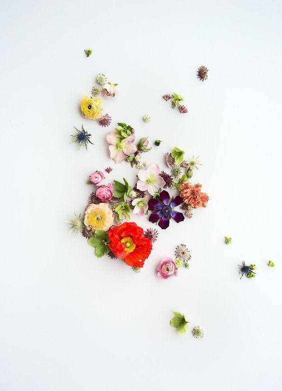 Flores ideales para una boda en verano