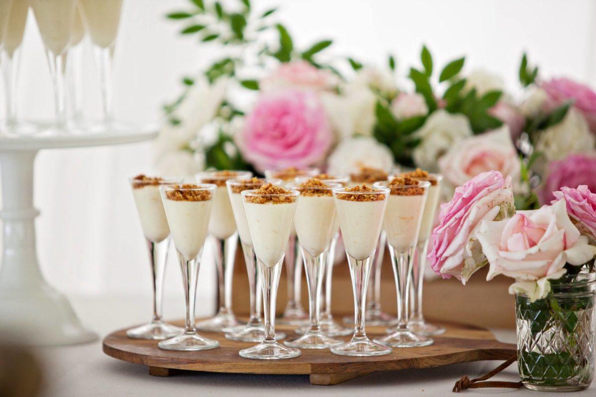 ¡Endulzando la temporada! 6 postres ideales para tu boda