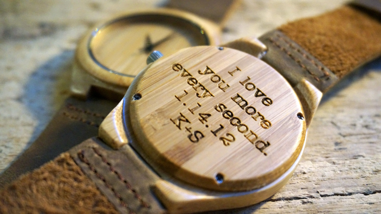 Reloj de compromiso? – eBodas | La revista líder en el ramo